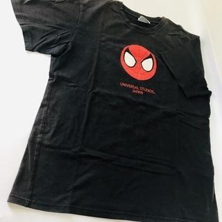 【スパイダーマン】半袖/Tシャツ/サイズM/中古/UNIVERS...