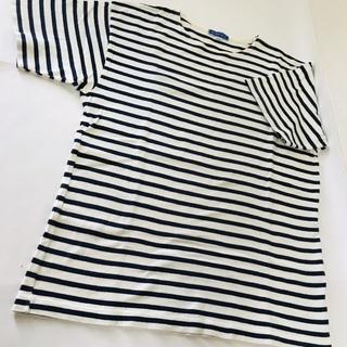 【BONNIE BLUE】半袖/Tシャツ/サイズL(40-42)...