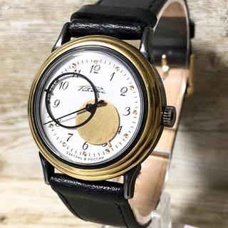 【美品】ラケタ Raketa 1990's 腕時計 メンズ