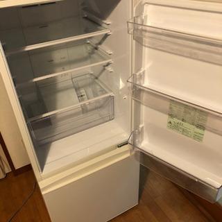 冷蔵庫 AQUA 2017年製 184L