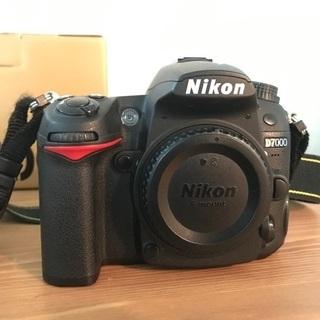 Nikon D7000 ボディ