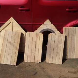 木製犬小屋、アイリスオ-ヤマ