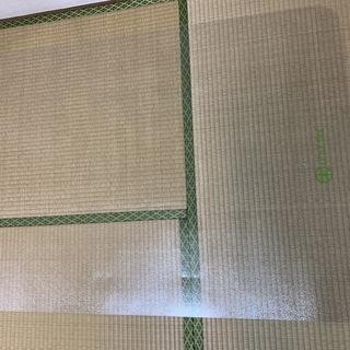 【使用期間1年半】フローリング床保護マット(透明)