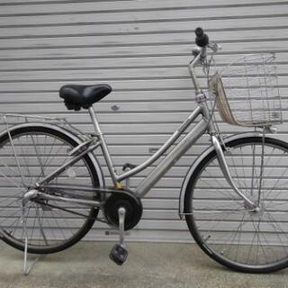 中古自転車1043 アルベルト AB6TPL 26インチ 3段ギ...