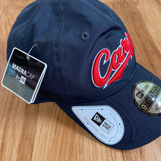 ☆ New Era  カープ帽子 マーカ付き