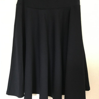 黒スカート【美品】