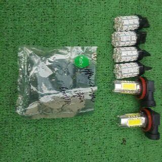 N-BOXカスタム JF1 H8 LED 6000K ウインカー...