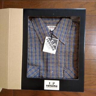 新品未使用 renoma 半袖シャツ