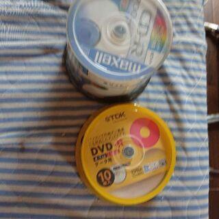 CD-R、DVD―R セット