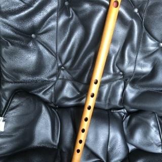 🎶竹笛 骨董楽器