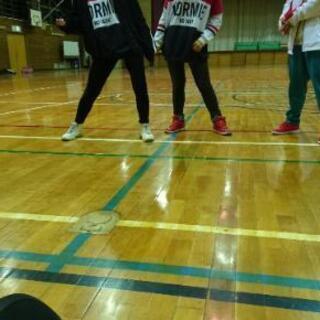 ダンススクール 生徒募集  小山市
