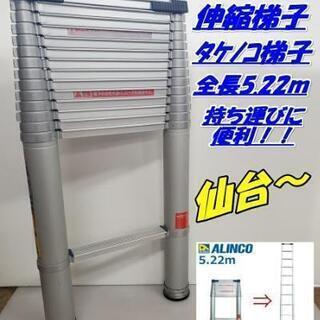 仙台市若林区若林~アルインコ/伸縮式はしご スーパーラダー SL...