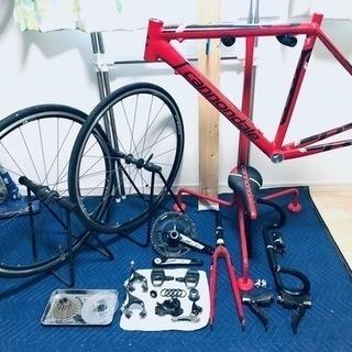 ロードバイク、クロスバイク、マウンテンバイク洗車・分解・整備・部品交換