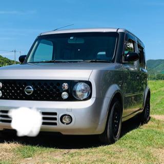 日産キューブ 車検R3年8月まで エンジンオートマ良好ブレーキ新品