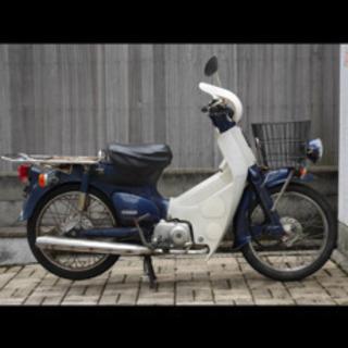 プレスカブ - バイク