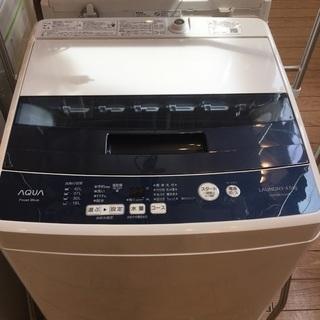 【安心1年保証付】AQUA 全自動洗濯機 AQW-BK45G 2...