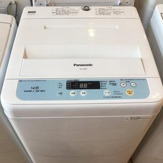 【訳有特価】Panasonic 全自動洗濯機 NA-F45B5 ...