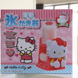 キティちゃんのかき氷器(新品)