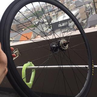 free gear 自転車 リアー 700c 1個