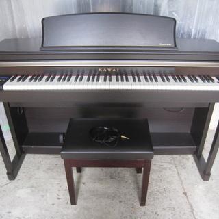 KAWAI CA65R 電子ピアノ 2013年製 椅子付き カワ...