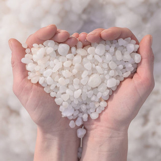 死海の塩と泥の体験会&ランチ会