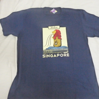 【新品】ディスカバーシンガポール Tシャツ