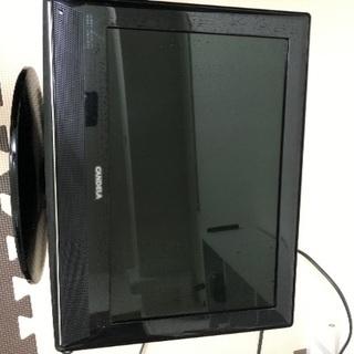 貰ってください。15型 小型ハイビジョン液晶テレビ