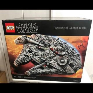 新品未使用LEGO Star Wars ミレニアム・ファルコン7...