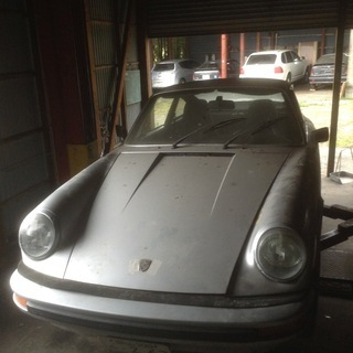 ポルシェ 911S '76前期型 2.7L