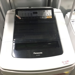 ☆中古 激安!! Panasonic 洗濯乾燥機 9kg NA-...