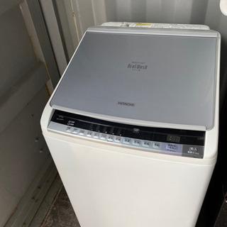 No.316 日立 9kg/5kg洗濯機乾燥機 2015年製 🚘...