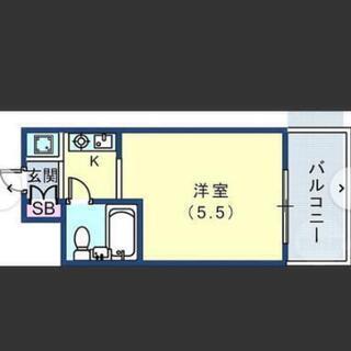 大家直接募集【ライオンズマンション三宮】敷金礼金0円、リフォーム直後!