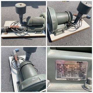 富士電機 リングブロワー VFC304A 3相200V