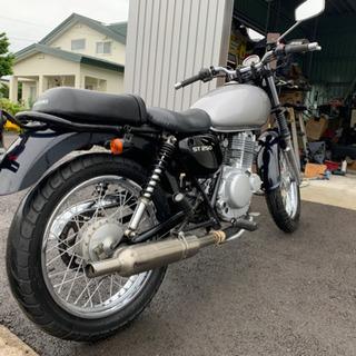 【売れました】SUZUKI スズキ ST250 機関良好!書類有(検)エストレヤ エストレア TW SR - バイク