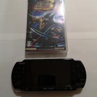 PSP  ソフト付き