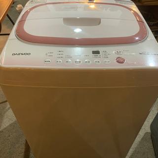 ★ダイウー 大宇 7キロ 洗濯機 DW-S70CP 201…