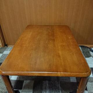 ダイニングテーブル ローテーブル