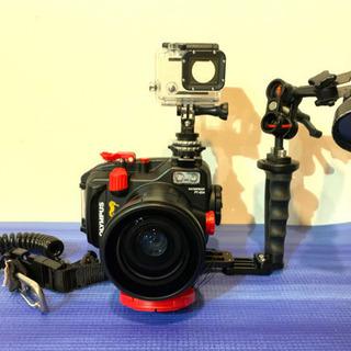 水中カメラセット