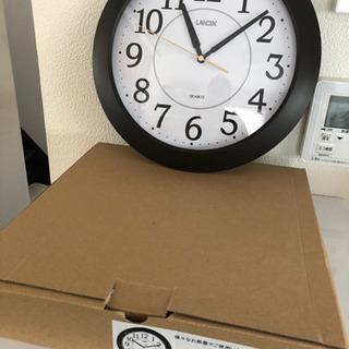 【中古】こばち 掛け時計