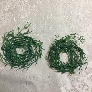 セリア造花インテリア 4