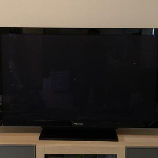 値下げ!Pioneer 50インチプラズマテレビ KURO PD...