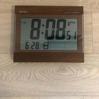 SEIKO、置時計、掛時計