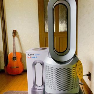 扇風機 ダイソン Dyson Pure Hot+Cool HP00IS