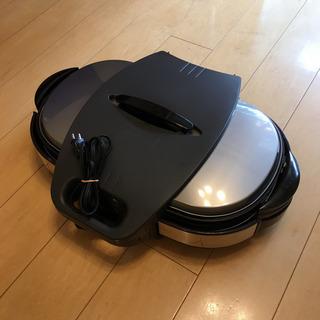 【定価2万円以上】パナソニック製ホットプレート(型番:NF-WM3)