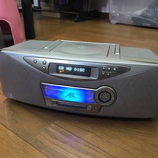【取引中】シャープ MD CD ラジオ ジャンク