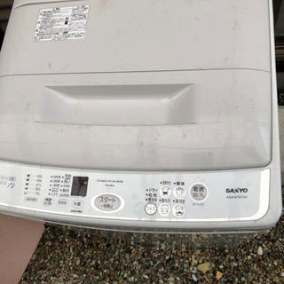 全自動洗濯機 7kg SANYO