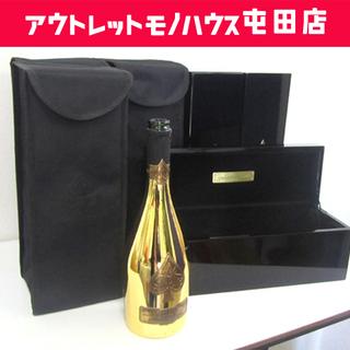 空箱 アルマンド ブリニャック 750ml ゴールド 空瓶×1 ...