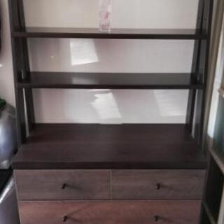 [帰国] shelves and drawers
