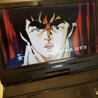 【ジャンク品】 DVDプレイヤー RV-104FSB
