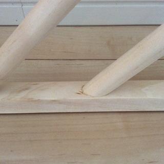 木製コーナーハンガー - 生活雑貨
